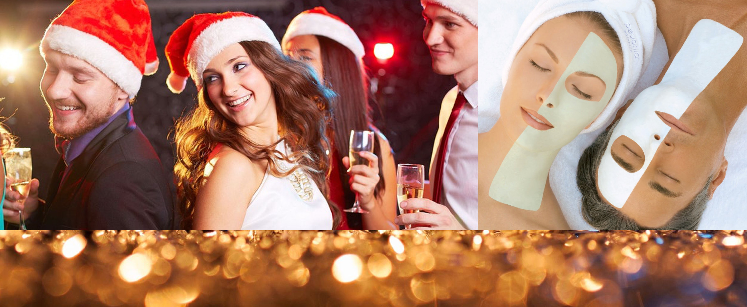GET READY FOR CHRISTMAS PARTIES!