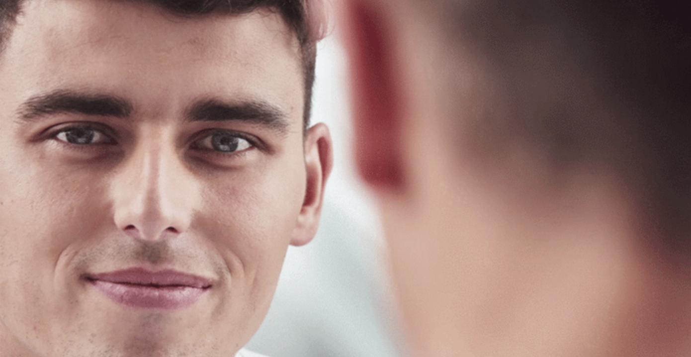 men's eyebrow waxing
