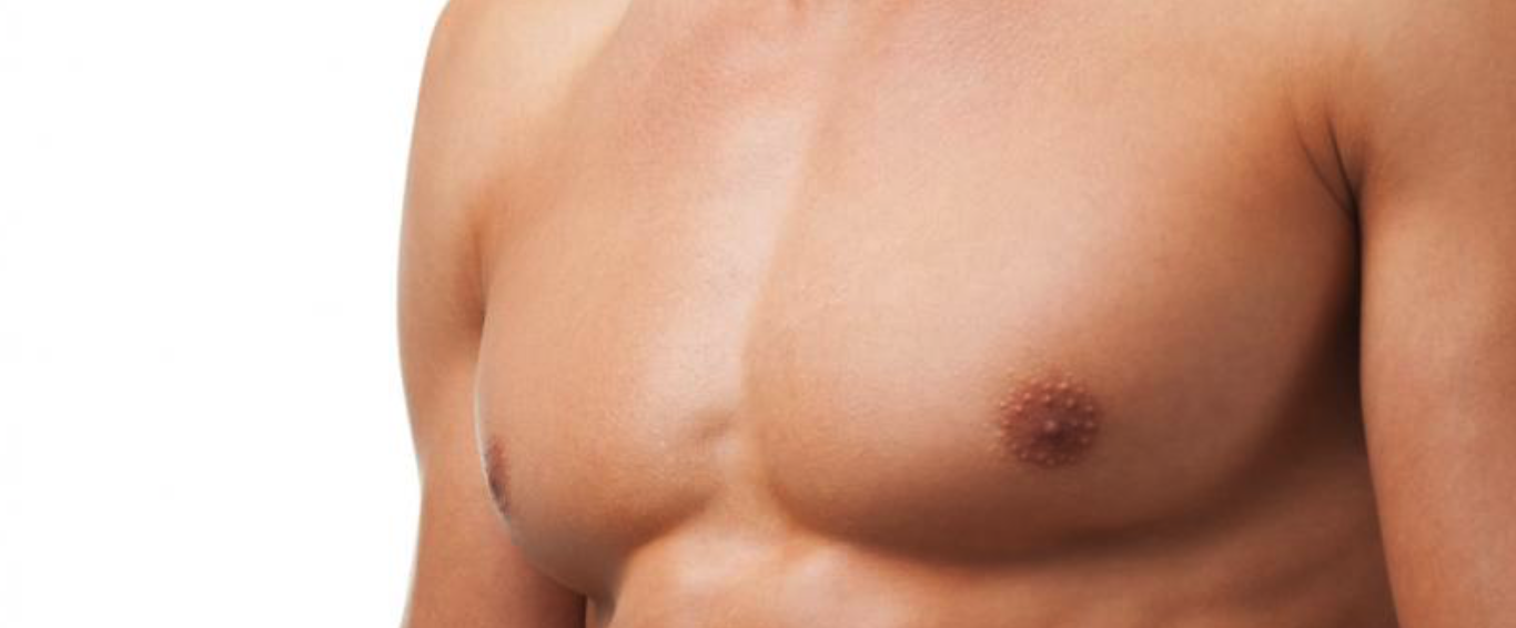 men's chest waxing
