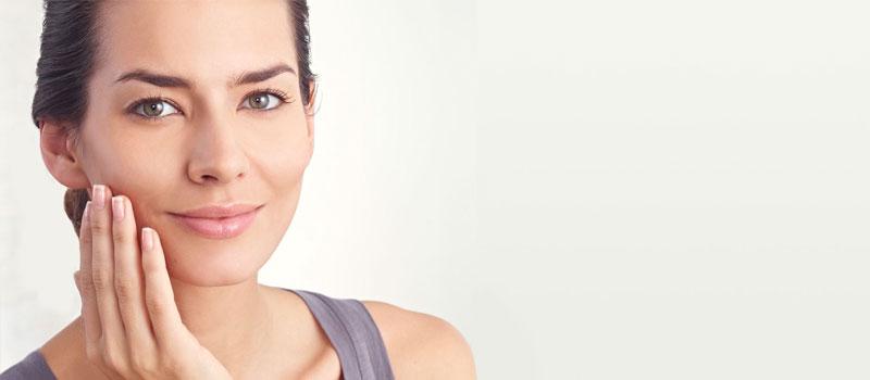 dry skin facials